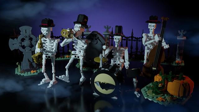 The Shaking Bones