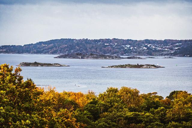 Autumn archipelago