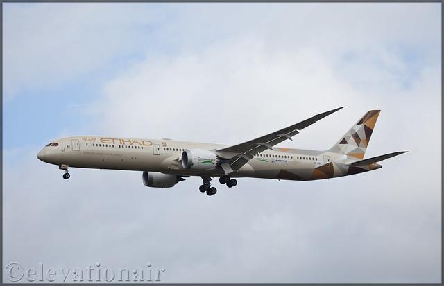 A6-BMI | Boeing 787-10 | Etihad Airways