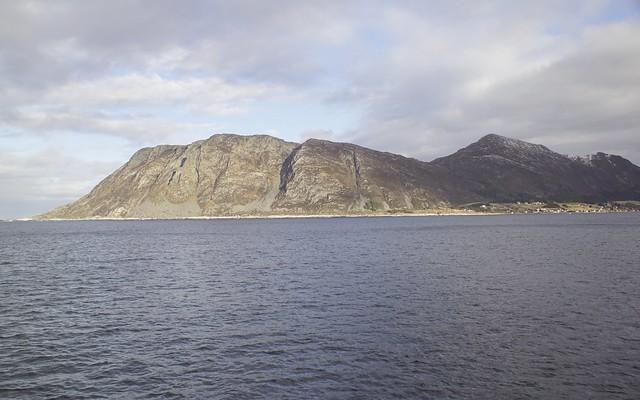 Between Trondheim and Alesund