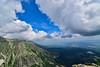 A view from Predne Solisko I