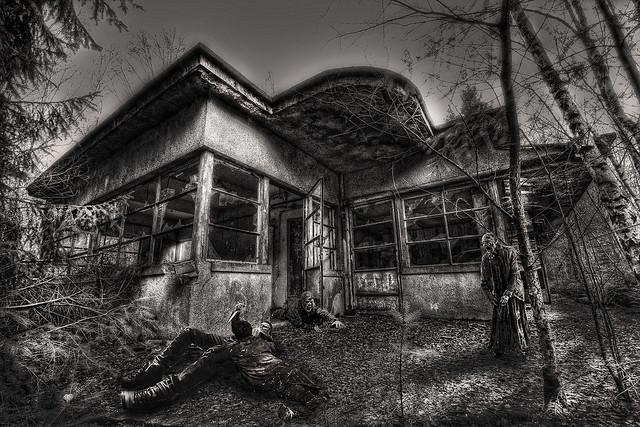 Zombie land 4 ...