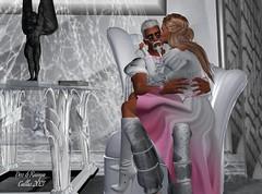 Dos & Rainya at Calas Halloween 2021