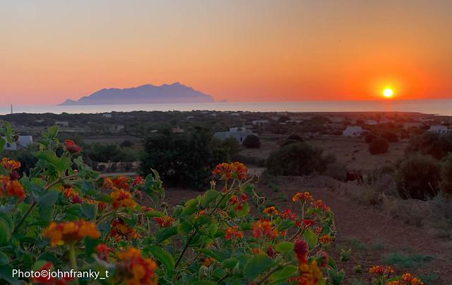 Favignana Island-Sicily-Italy
