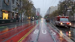 A rain-soaked SF? :umbrella::bridge_at_night: Could it be?