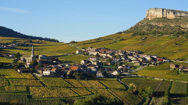 Splendid little village of Burgundy (explored)