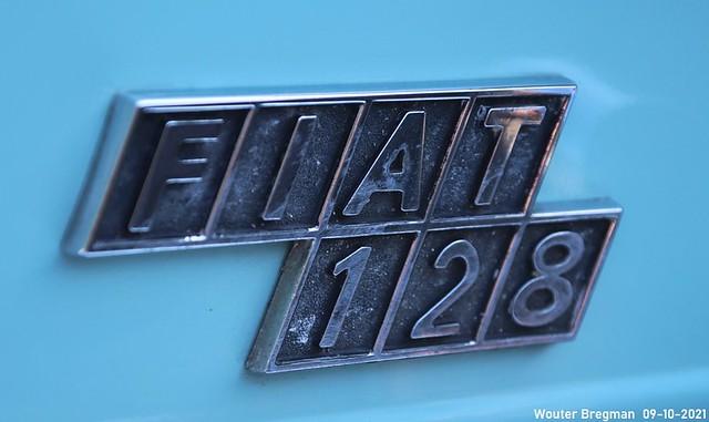 Fiat 128 logo