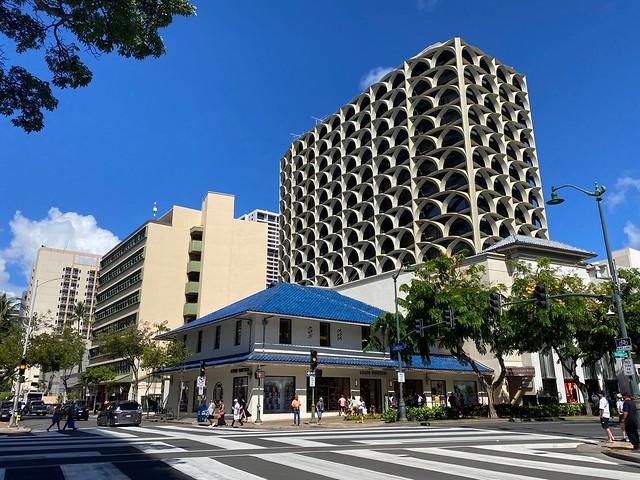 Around Waikiki