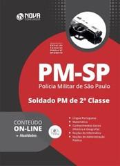 Apostila PM-SP em PDF 2021 – Soldado de 2ª Classe