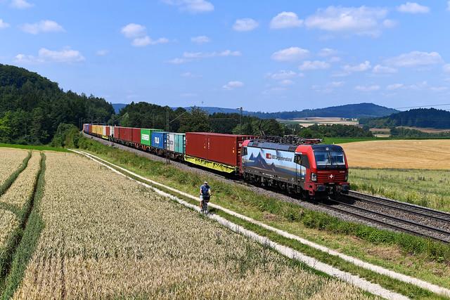 SBB Cargo 193 464 Darshofen (9402n)