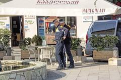 Police, Tbilisi
