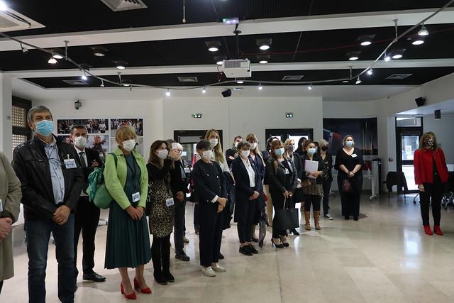 Les établissements de l'académie de Nice labéllisés Euroscol 2021
