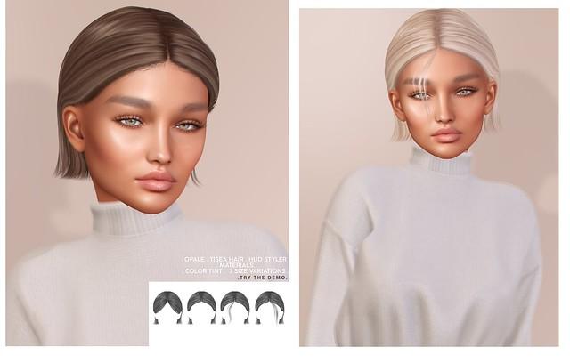 OPALE. Tisea Hair