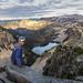 Kodak moment on Wild Goat Peak