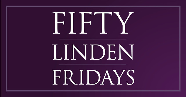 Fifty Linden Fridays Means The Weekend Is Here!