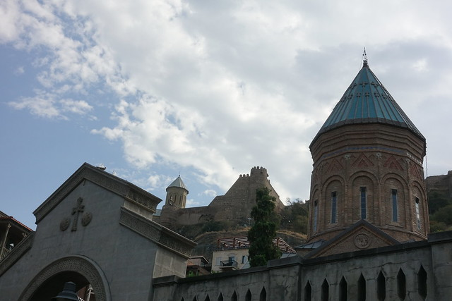St. George cathedral of Tbilisi