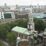 London: View from Centre Point (WC1)