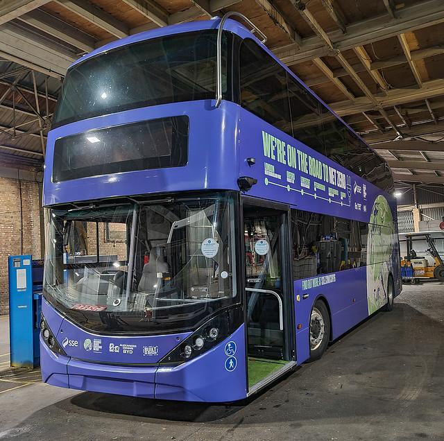 COP 26 ( Ipswich Buses Depot) 20-10-2021