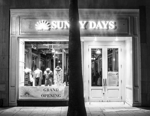 Sunny Days 2021 (Night Time in La Jolla)