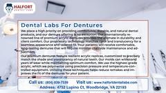 Dental Laboratory Services