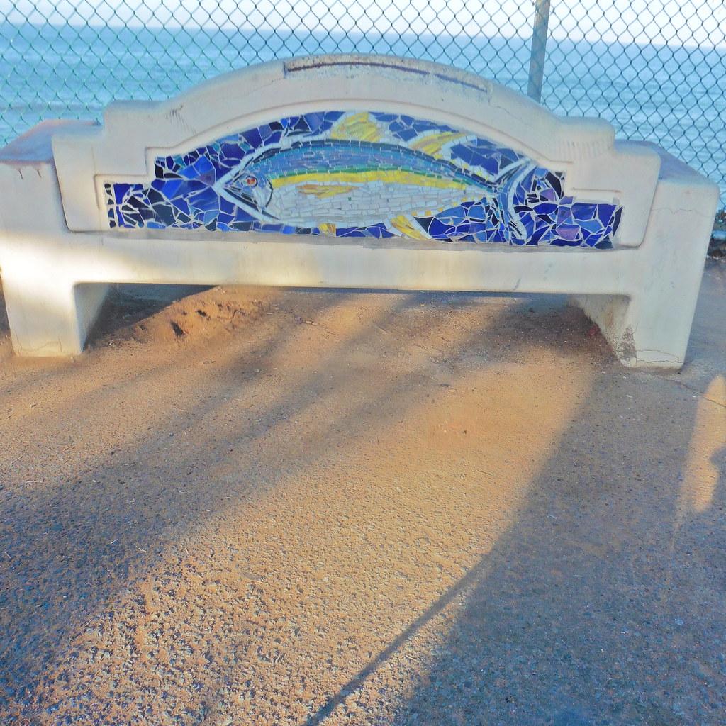 beacon st bench