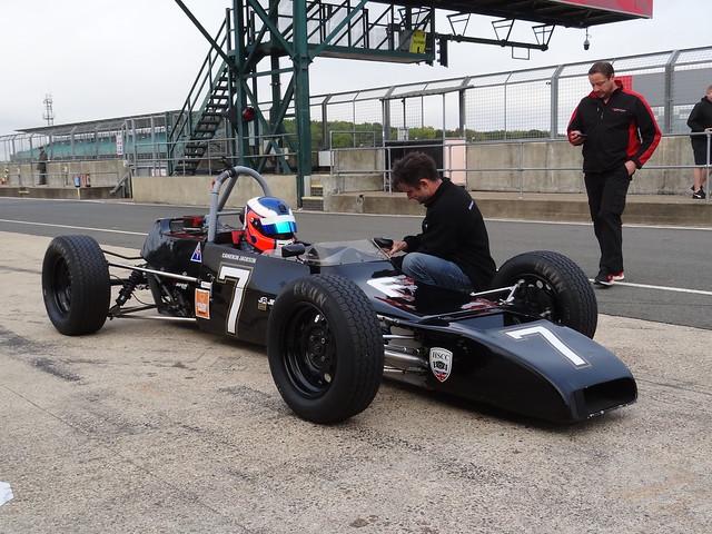 HSCC Silverstone 16.10.21