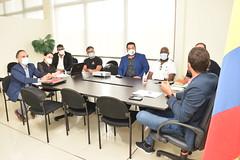 Agenda Territorial Ministro del Deporte - Guayaquil