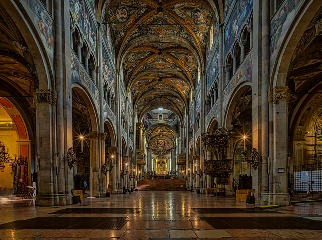 Parma, der Dom - Duomo S. Maria Assunta