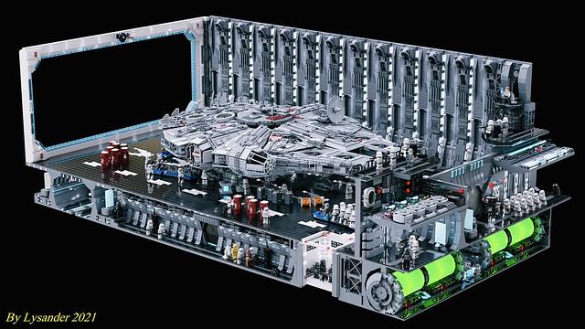 LEGO SW Docking Bay 327 - 2021