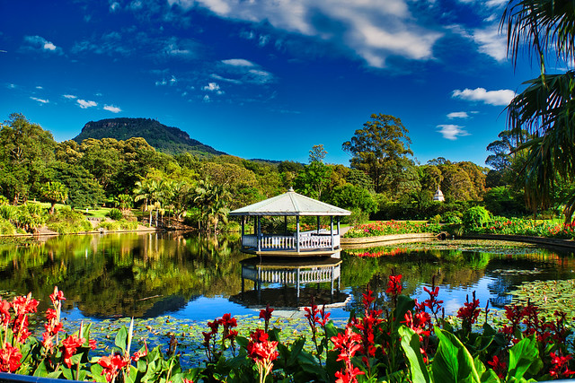 Wollongong Botanic Gardens