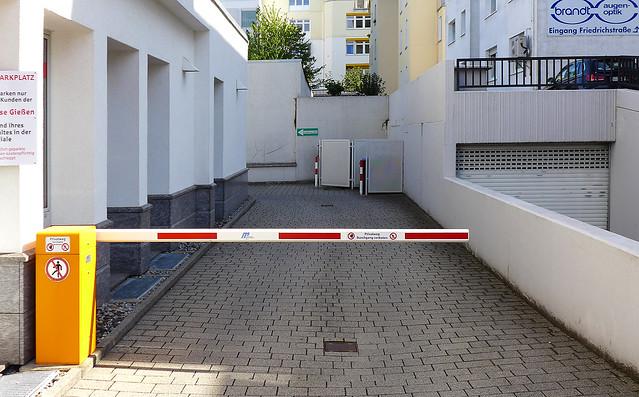 Gießener Hinterhöfe - Frankfurter Straße IV