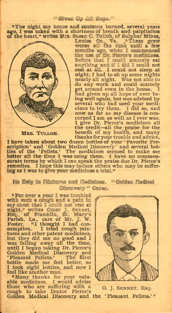 Pierce's Memorandum and Account Book designed for Farmers, Mechanics, and All People, 1900 p. 12