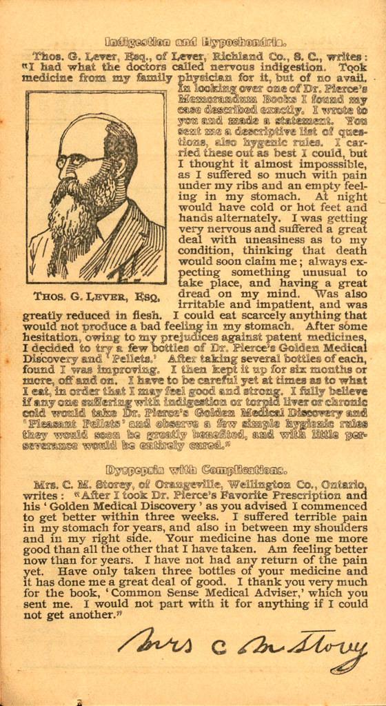 Pierce's Memorandum and Account Book designed for Farmers, Mechanics, and All People, 1900 p. 10