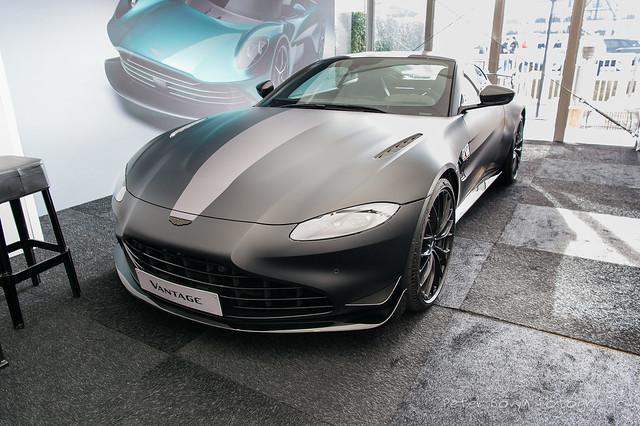 Aston Martin Vantage F1 Coupé