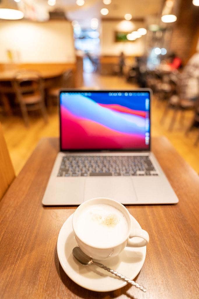 M1 MacBook Air 2021/10/22 DSC01270