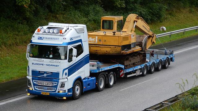 NL - Volvo FH16 Globetrotter XL - DKJ Transport