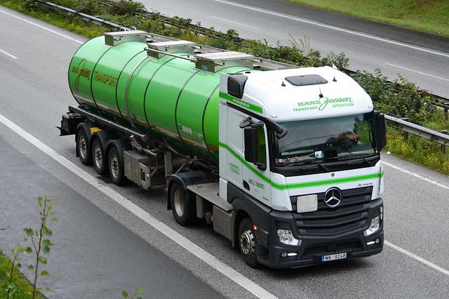 LV - Mercedes-Benz Actros StreamSpace - DANSTILS TRANSPORTS