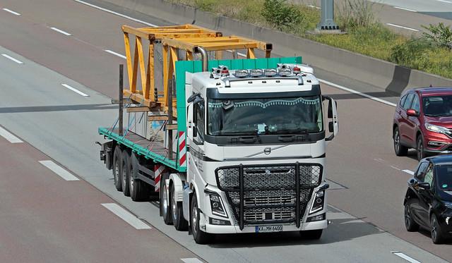 KA MH 6400 Volvo 02-07-2020 (Germany)