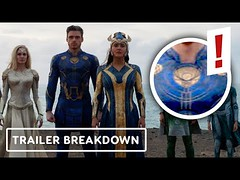 Who's Who in Marvelu2019s Eternals Trailer