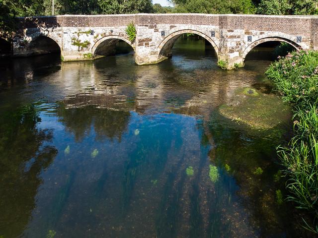 West Holme Old Bridge
