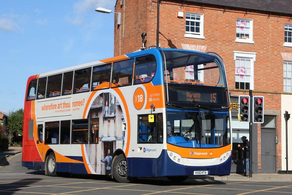15672 Stagecoach Midlands