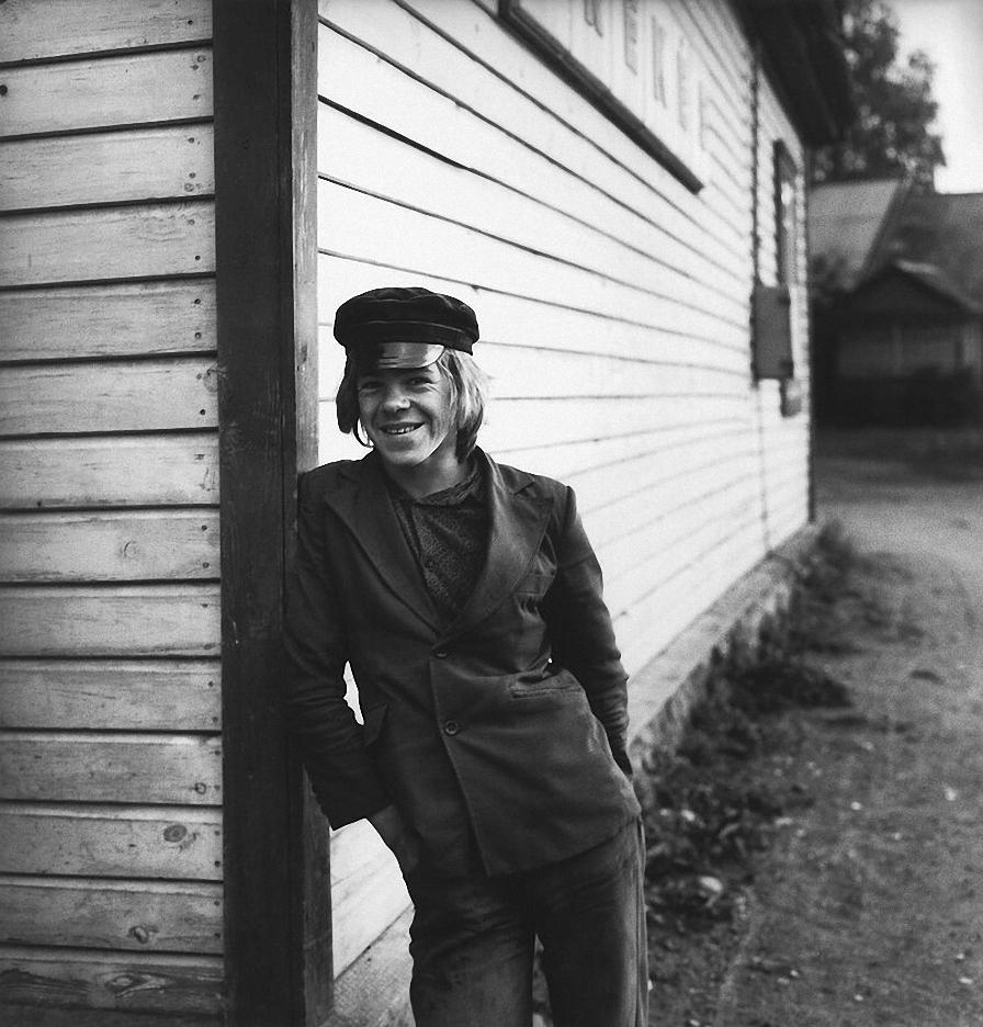 1978. Местный парень