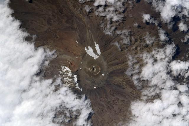 Highest peak in Africa