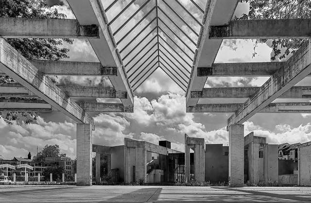 Garten der Erinnerung in Duisburg-sw
