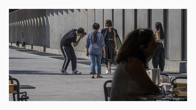 Milano, fashion photography