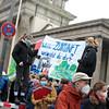 Zentraler Klimastreik in Berlin