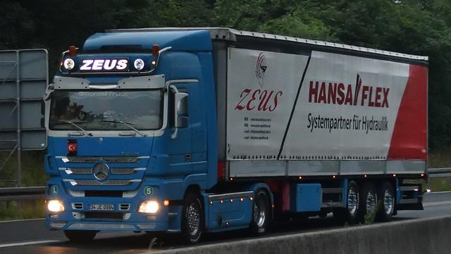 TR - Zeus >HansaFlex< MB Actros LH08