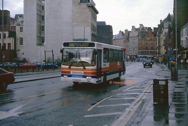Ribble (Stagecoach Manchester) 242 (L242 CCK)