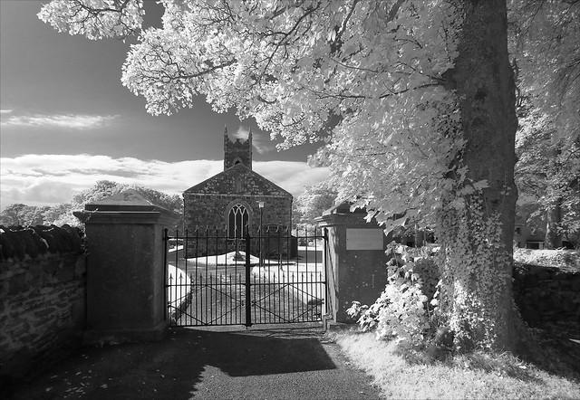 Aghanloo parish church.