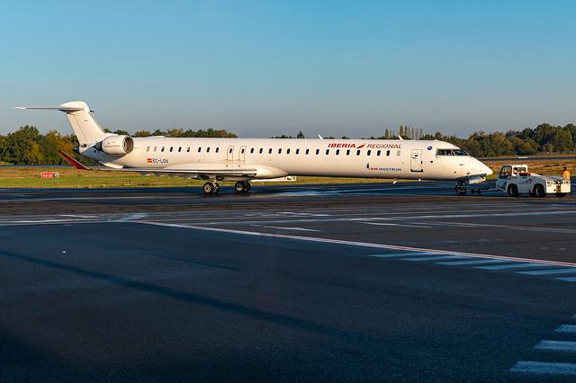 Air Nostrum / Bombardier CRJ-1000 / EC-LOV / LFRS